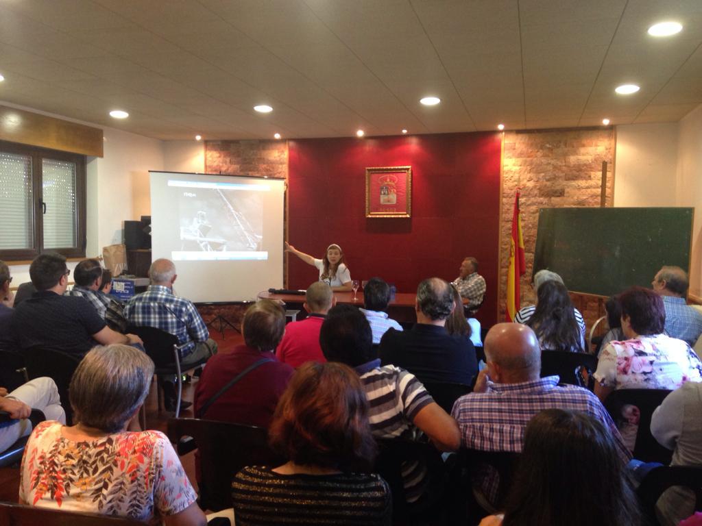 """Siguen as conferencias de """"El Parque Histórico Fala"""""""