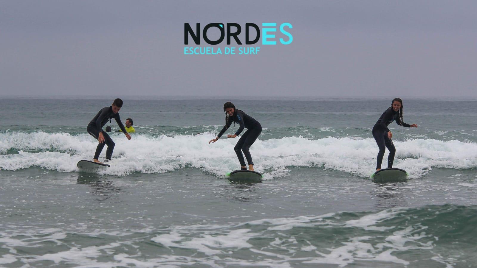 """""""Con ganas e ilusión, cualquier persona puede empezar a surfear"""""""
