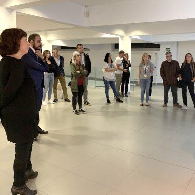 La Sala Borrón participa en la Programación de la Noche Blanca de Oviedo con el espectáculo Enrockarte 2019