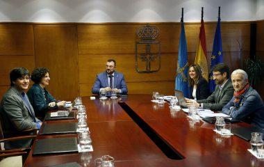 El gobierno de Asturias autoriza el gasto de 5, 4 millones de euros para el proyecto de saneamiento y estación depuradora de aguas residuales de Boal