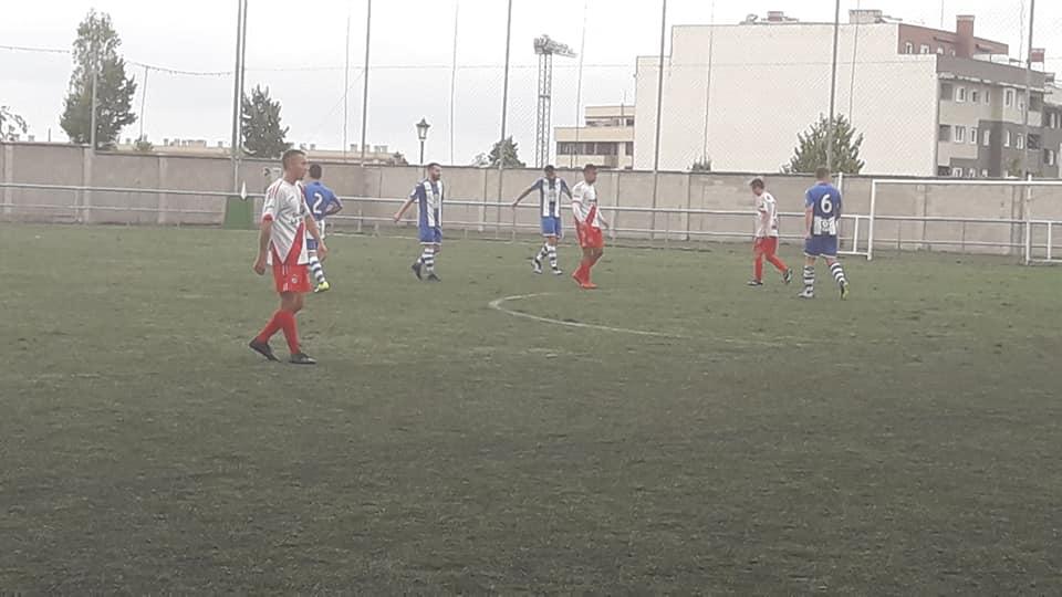 El Treviense resulta goleado en su visita al Guillén Lafuerza 4-0