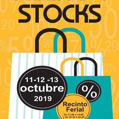 Más de medio centenar de puestos de venta participarán en la Feria de Stocks de Vegadeo (11 al 13 de octubre)