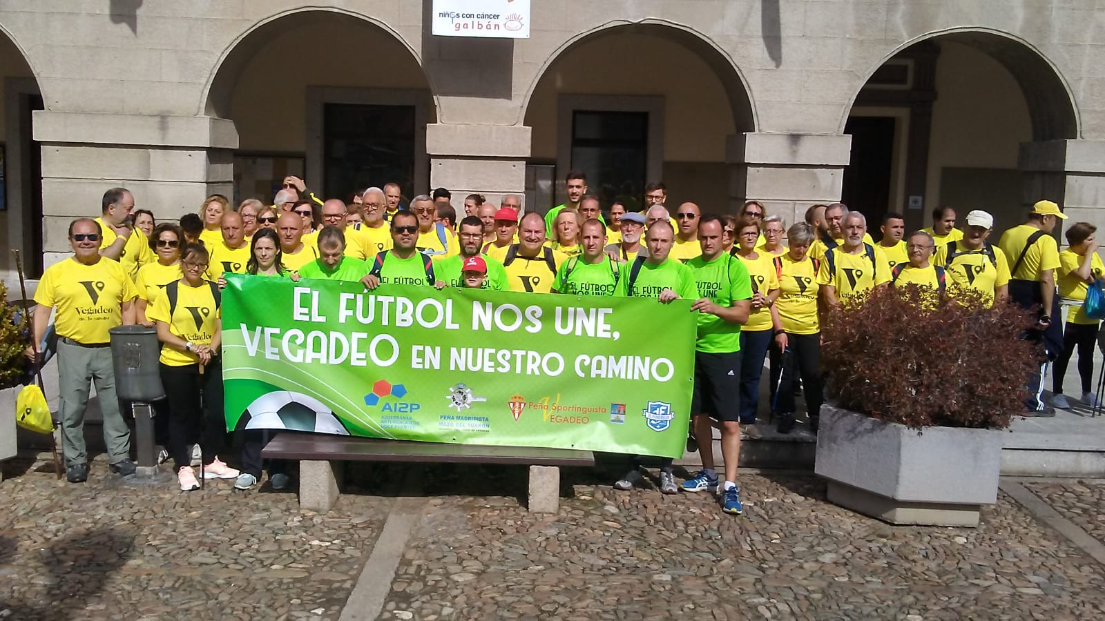 Jornada de Confraternización de las Peñas Futbolísticas de Vegadeo
