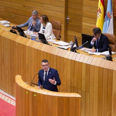 El Parlamento Gallego exige al gobierno central acciones que garanticen el mantenimiento de Alcoa en San Ciprián / San Cibrao