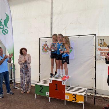 Buena participación en las pruebas de categorías menores de la V Carrera Popular San Miguel de La Caridad
