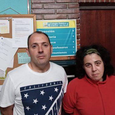 Francisco continúa buscando una solución a los gastos por la escolarización de su hija