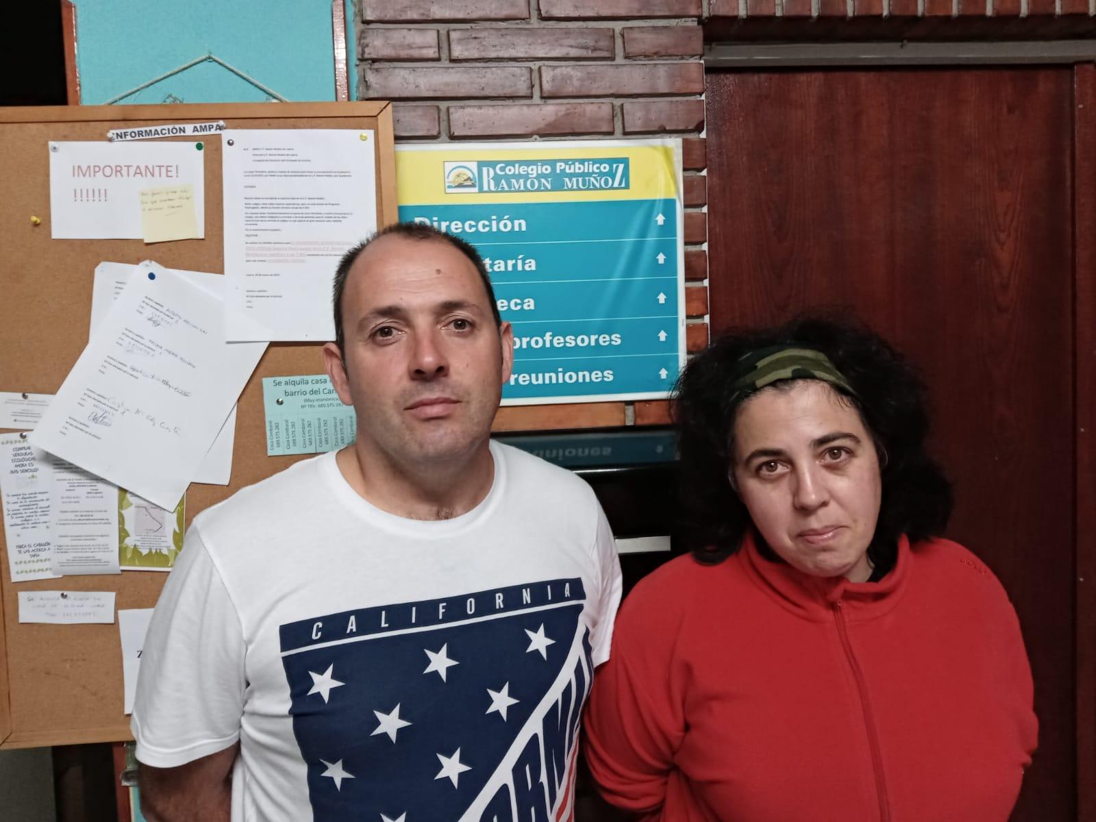 """Francisco denuncia la situación de """"injusticia"""" derivada de la escolarización de sus hijos"""