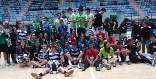 Bádminton de Alto Nivel en el Máster Jóvenes Ciudad de Huelva en el que Ruth Veiguela logró Dos Oros