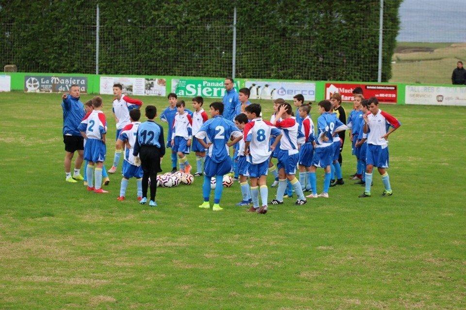 Convocatoria de Jugadores del Combinado del Occidente Sub-14 para el partido frente a la Selección Asturiana el próximo martes en Puerto de Vega