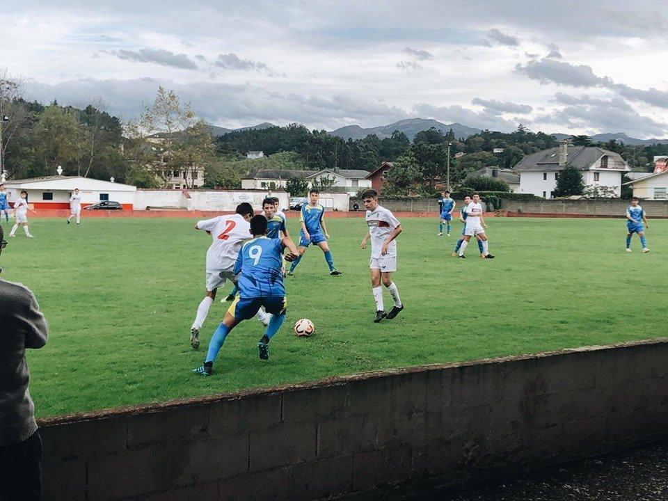 Convocatoria de Jugadores del Combinado del Occidente Sub-16 para enfrentarse a la Selección Asturiana el Próximo Martes en Navia