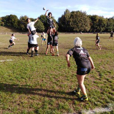 Derrota del Beone Rugby en el derbi ante el Muralla de Lugo