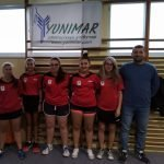Doble Derrota del Luarca Tenis Mesa de Primera Nacional Femenina