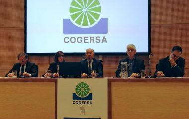 El Consejero de Infraestructuras, elegido por unanimidad Presidente de COGERSA