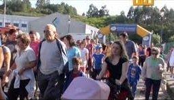 El domingo se celebra el Día de los 10.000 Pasos en Navia