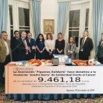 Figueras Solidario hizo entrega de los 9.461 euros del Cross/Paseo Solidario a la Fundación Sandra Ibarra