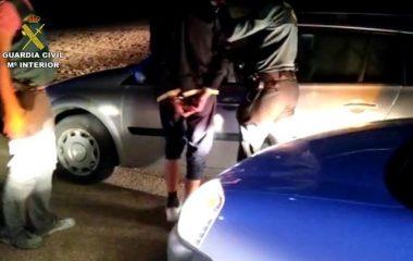 La Guardia Civil desarticula un grupo criminal dedicado a robos como el acaecido en Santa Eulalia de Oscos en junio pasado