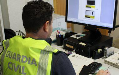 La Guardia Civil detiene a los dos presuntos autores de un hurto cometido en Ribadeo
