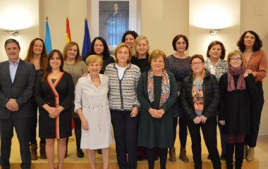 Las mujeres rurales trasladan las preocupaciones del sector a la Delegada del Gobierno en Asturias