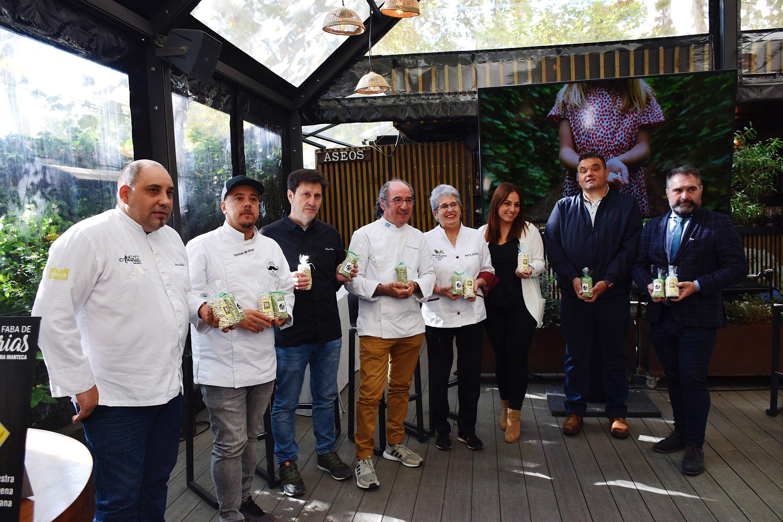 Presentación de la Nueva Campaña de la Faba Asturiana Indicación Geográfica Protegida y Verdina de Asturias