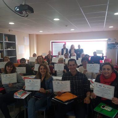 Termina el curso para emprendedores que ha desarrollado la Cámara de Comercio en Valdés