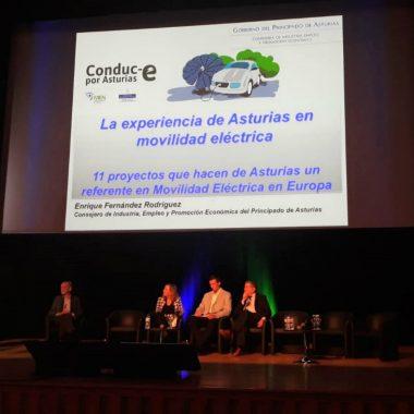 V Congreso Europeo del Vehículo Eléctrico