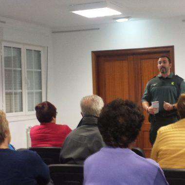 Charla Informativa Plan Mayor de Seguridad en Villayón