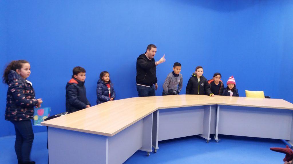 Un curso escolar lleno de ilusión y trabajo en el colegio público de Illano