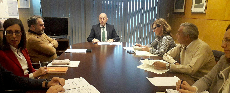 Juan Fernández Pereiro, nuevo director de la Junta de Saneamiento del Principado