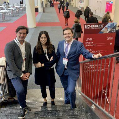 El Principado facilita la presencia de tres empresas Biotecnológicas asturianas en el mayor encuentro europeo del sector