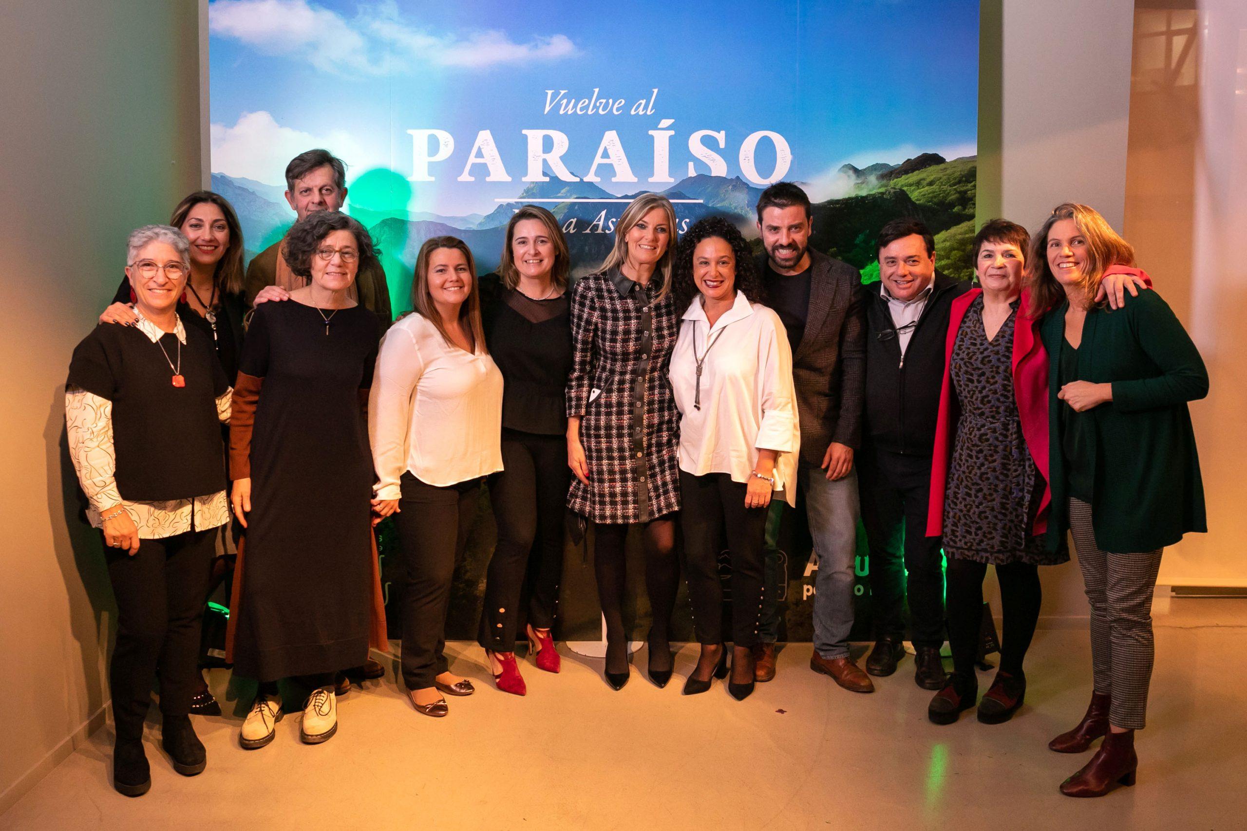 Asturias celebra en el País Vasco el 25 Aniversario de la marca Casonas Asturianas
