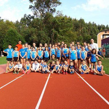 Presentación Escuela del Club Atletismo Occidente el próximo Domingo
