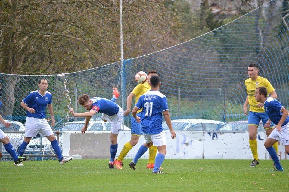 El Real Tapia remontó el tempranero gol del San Claudio B (2-1)