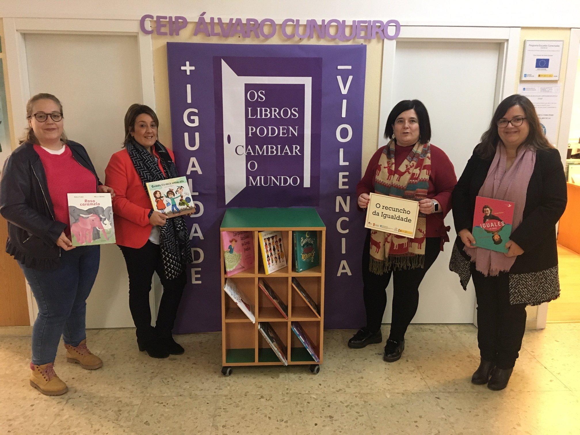 El Centro de Información a Mujeres de Mondoñedo ofrece una Selección Bibliográfica sobre Igualdad