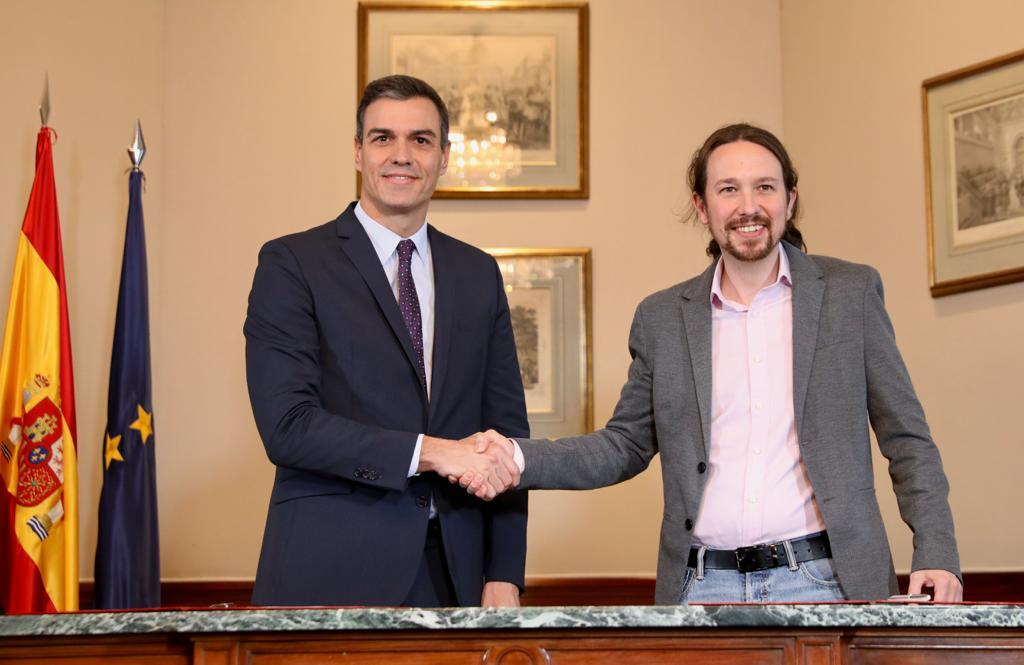 """Adrián Barbón: """"Asturias necesita que cuanto antes haya un gobierno en España"""""""