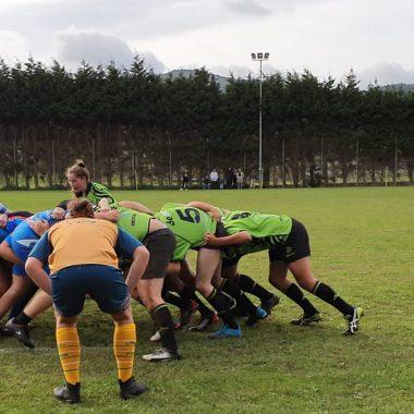 Final de la 1ª Vuelta de la Liga Gallega Norte para el Ribadeo Rugby