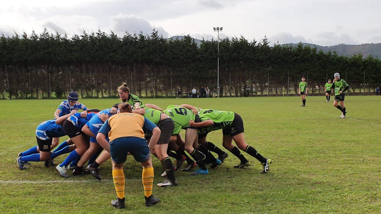 El Beone Rugby cierra el año con récord de jugadores y jugadoras