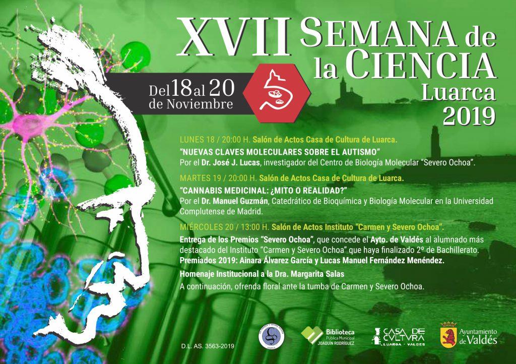 XVII Semana de la Ciencia de Luarca
