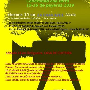 La Casa Azul celebrará el Festival Habitarte los días 15 y 16 de Noviembre