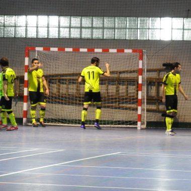 Derrota del Franco FS ante el Deportivo Laviana (3-6)