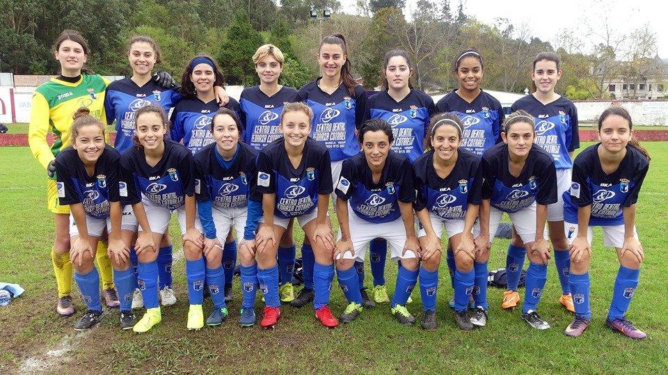 Triunfo del Real Tapia Femenino frente al Avilés Stadium