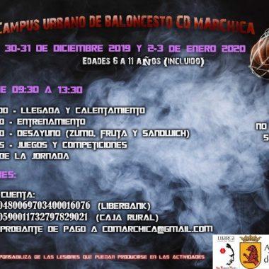 IX Campus Urbano de Basket del CD Marchica