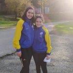 Irene Alonso y Emma González (Castropol Deporte), al Nacional de Orientación Escolar