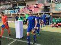 El naviego Mendi disputó con Asturias la 1ª Fase de la Copa Regiones UEFA