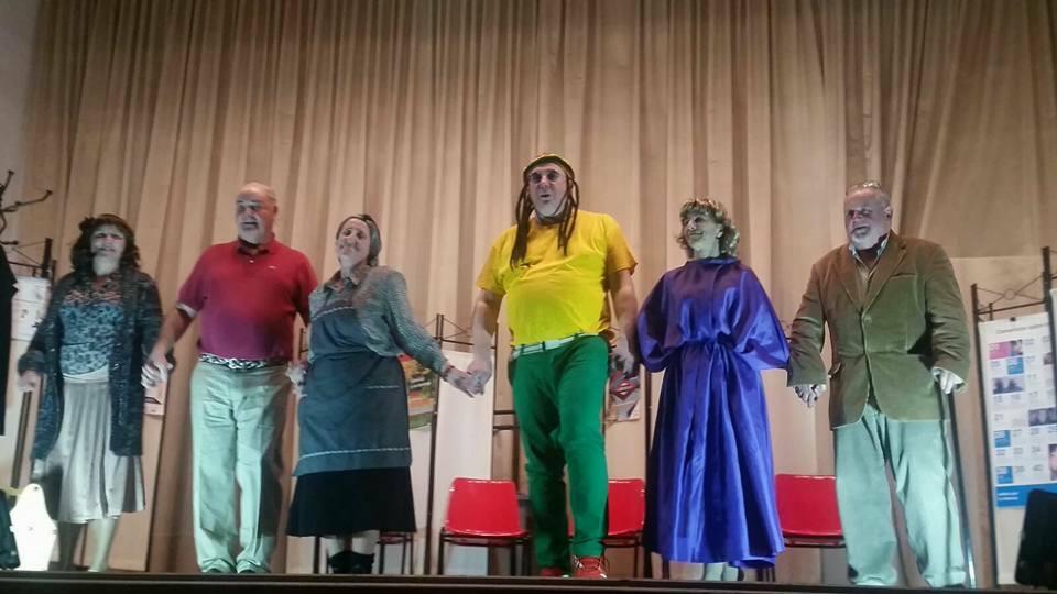 VIII Certamen de Teatro Ría del Eo en Castropol