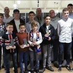 El Andés Celebró su 23ª Gala del Fútbol