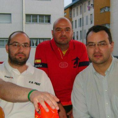 Los Hermanos Blanco del CB Navia recibirán una de las Menciones de Honor en la Gala del Baloncesto Asturiano