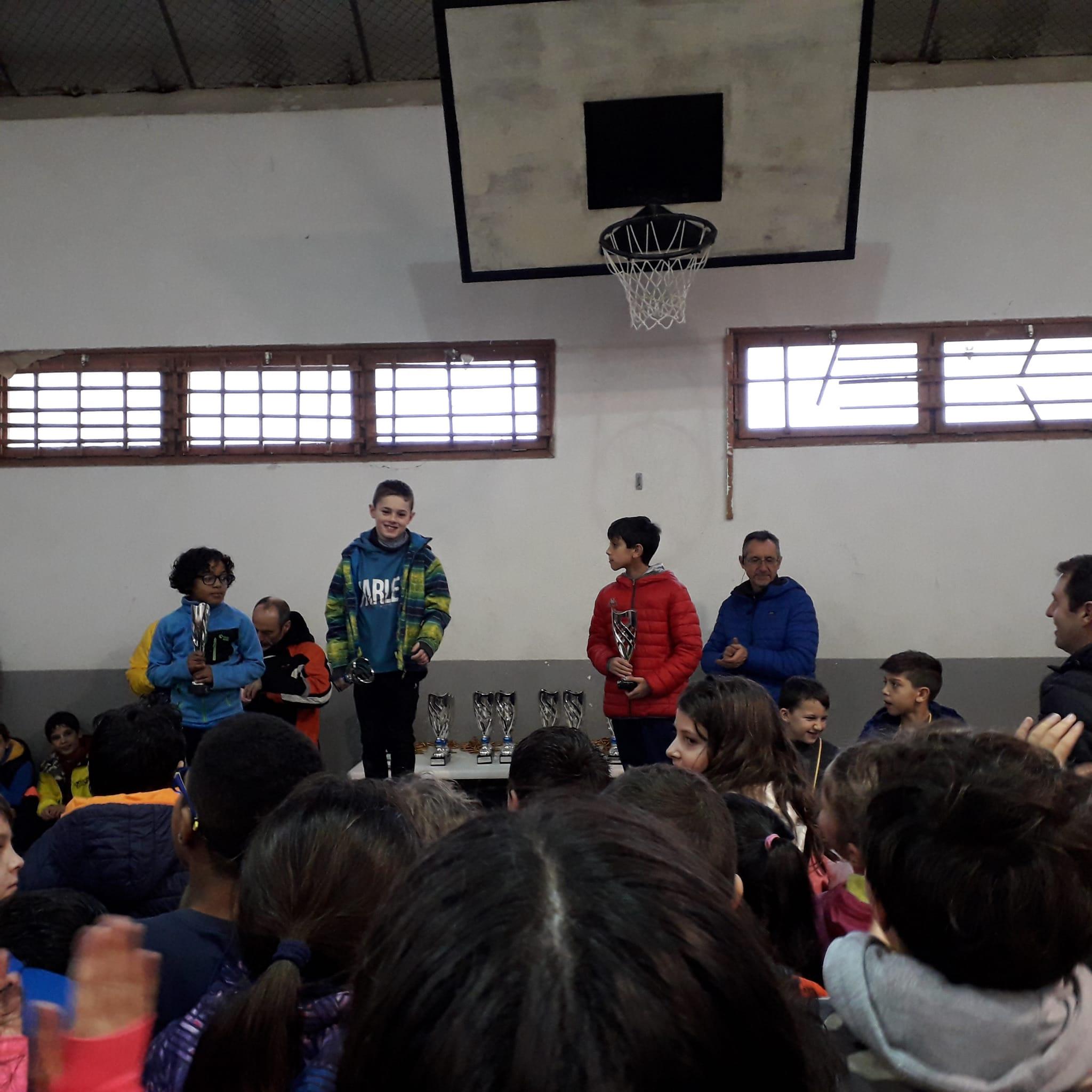 Castropol acogió el 2º Cross Comarcal de los Juegos Deportivos del Principado