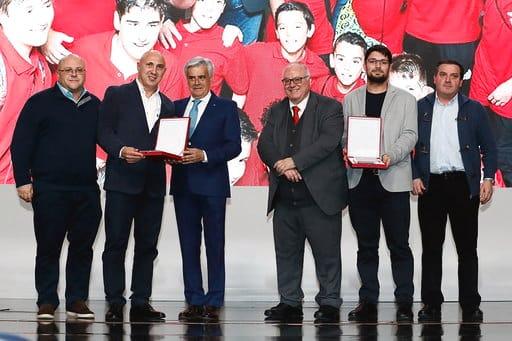 El Torneo de Fútbol Sala de Base Villa de Luarca galardonado en la Gala Nacional de Fútbol Sala