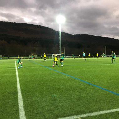 El Barcia vence al Astur-Vegadense (3-0) en el último partido del año