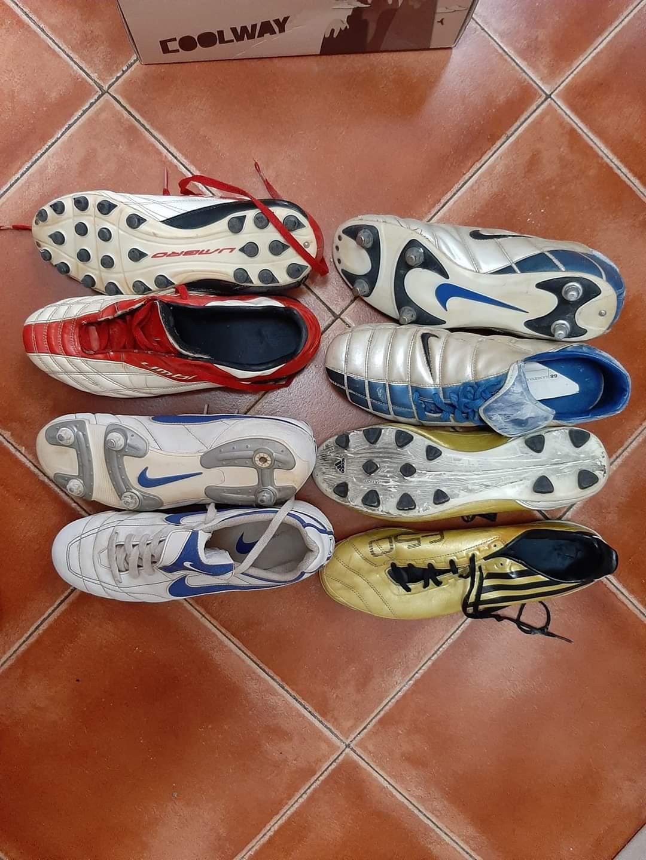 Campaña Solidaria de Recogida de Botas Usadas de la Fundación Escuela de Fútbol Mareo